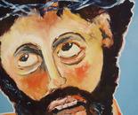 Christ gisant 5 ( d'après Grégorio Fernandez )