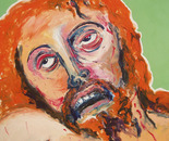 Christ gisant 6 ( d'après Grégorio Fernandez )
