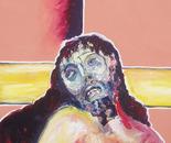 Christ gisant 3   ( d'après Grégorio Fernandez )
