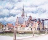 Maasluis- Holland