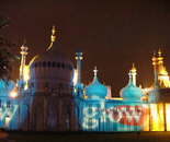 THE GLOW PROJECT (Royal Pavilion)
