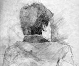 Sketch from the back
