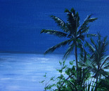 Moonlight Palms