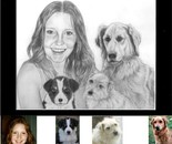 KaDee and Her Dogs