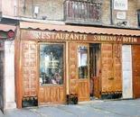Restaurante Casa Botín- Madrid