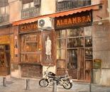 Cantina Alhambra- Madrid