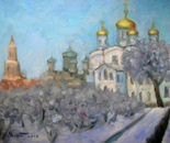 Piously-Troitsk serafimo-diveevsky a monastery