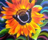 Mom's Sunflower