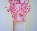 Particolare architettonico del Barocco Leccese