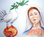 La Madonna di Medjugorie