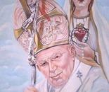 Papa Paolo II e La Madonna di Fatima