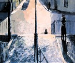 The Lovers, Montmartre