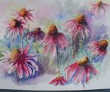 fiori nel vento