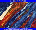 Colors in the wind