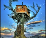 Steam Punk Tree House