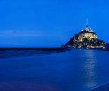 le Mont St Michel, Normandy, France