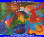 Three tears for heaven