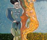 Adam and Eve Cubic