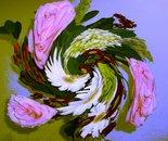 bouquet lumieres