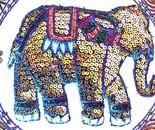 Elephant En Pastel