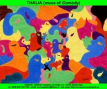 Thalia (muse of Comedy)