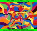 Calliope (muse of Epic Poetry)