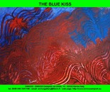 The blue kiss