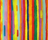 """""""Righe a Colori"""" cm 40x50"""