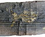 """""""tracce del Pesce d'Oro"""" cm 9,5x5"""