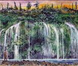 Moss Brae Falls