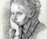 Portrait of a medical school student