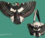 Woodpecker Bag