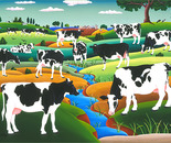 Cows too