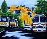 POR LA 72 (El bus).