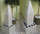 Sun obelisk