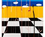IL DOBERMANN - 100X150 ACRYLIC -2012