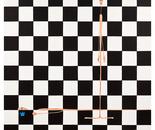 SCACCO MATTO -100X100 ACRYLIC-2012