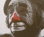 Clown - contemporary life