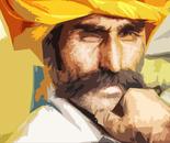 figura indiana