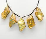 Gourd necklace - Odetta
