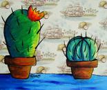 due cactus