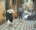 LA PREDA DEL GIORNO  omaggio all'artista Eugene De Blaas