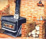 My Wood Burner
