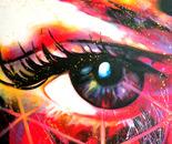 Like a Prayer - 48x36 - Acrylic on canvas