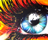 Grace - 30x60 - Acrylic on canvas