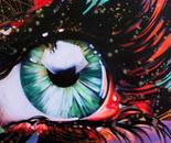 Fashionista - 24x48 - Acrylic on canvas