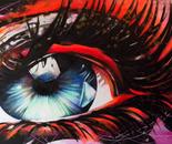 Extravagante - 30x60 - Acrylic on canvas