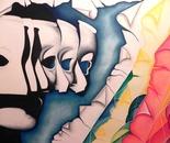 IPOCRISIA (oil on canvas 100x120/2011)