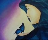 AVATAR (oil on canvas 70x100x4/2011)