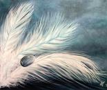 LEGGEREZZA (oil on canvas 50x60x4/2012)